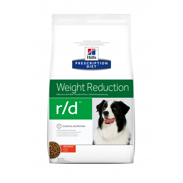 Hill's Prescription Diet Canine r/d 1,5 kg