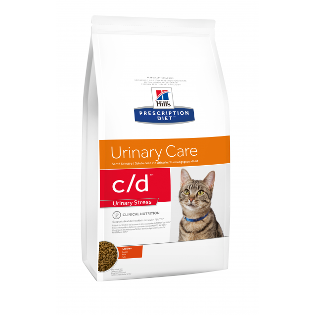 Hill's Prescription Diet Feline c/d Stress 1,5 kg