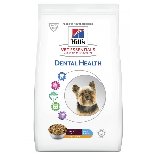 Hill's Vet Essentials Canine Adult Dental Health Small & Mini 2 kg