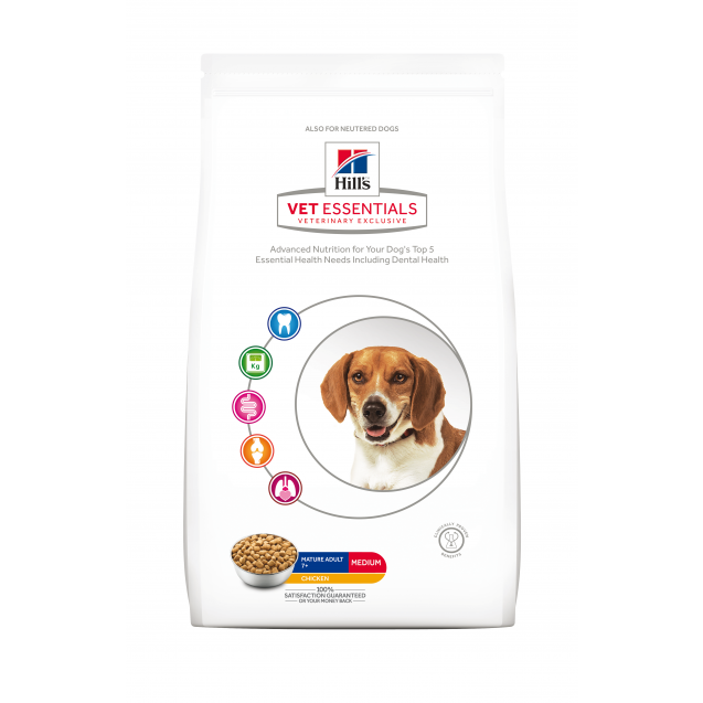 Hill's Vet Essentials Canine Mature Adult 7+ 2 kg
