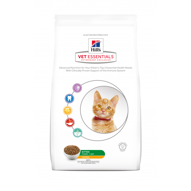 Hill's Vet Essentials Feline Kitten 3 kg