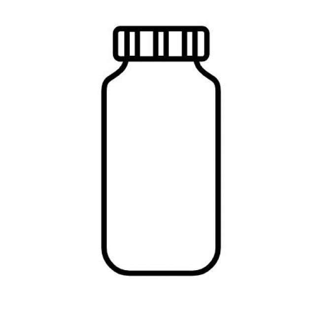 Beckman Coulter Polycarbonate Bottle with Screw-On Cap 250 mL 62x120 mm 6 kpl