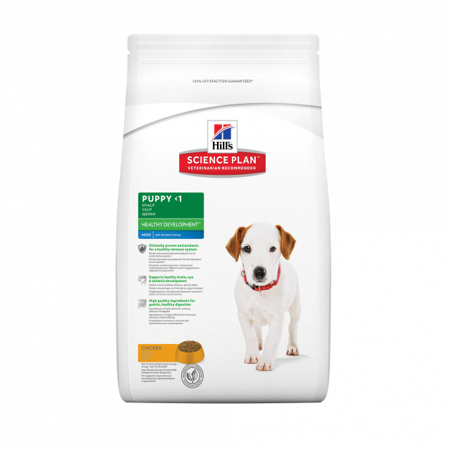Hill's Science Plan Canine Puppy Chicken Mini 3 kg