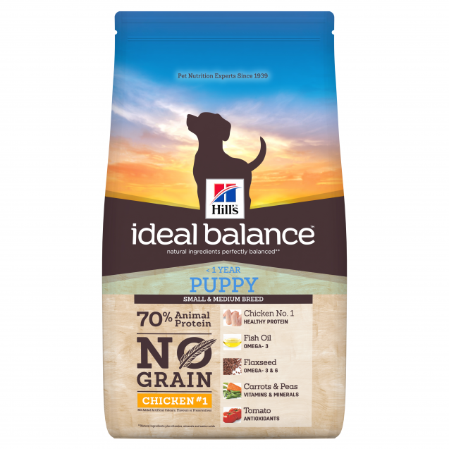 Hill's Ideal Balance Canine Puppy No Grain Chicken and Potato 12 kg