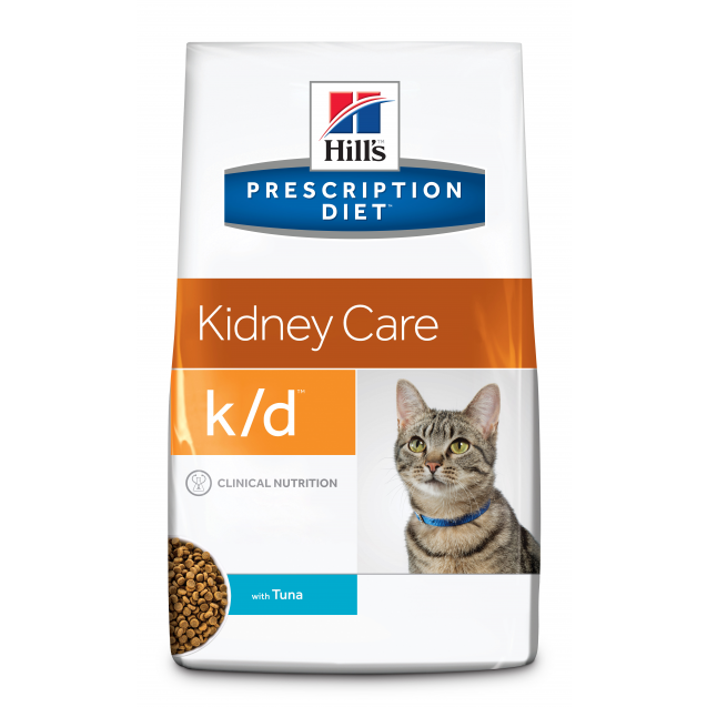 Hill's Prescription Diet Feline k/d Tuna 1,5 kg