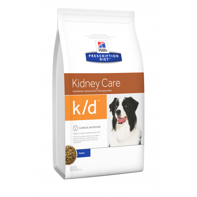 Hill's Prescription Diet Canine k/d 2 kg