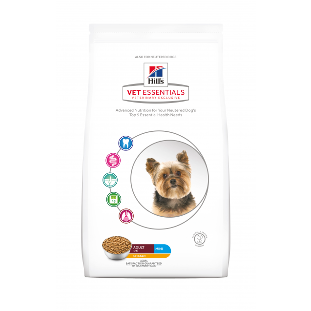 Hill's Vet Essentials Canine Adult Mini 7 kg