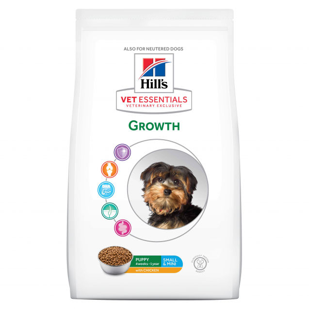Hill's Vet Essentials Puppy Growth Mini 2 kg