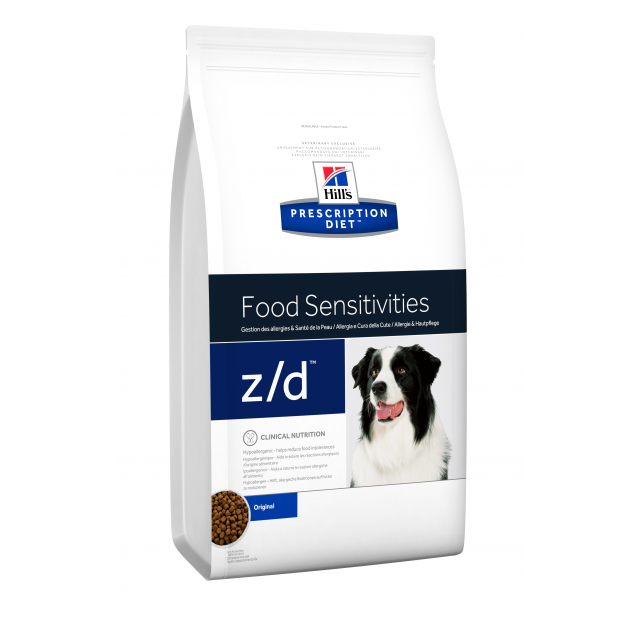 Hill's Prescription Diet Canine z/d 3 kg