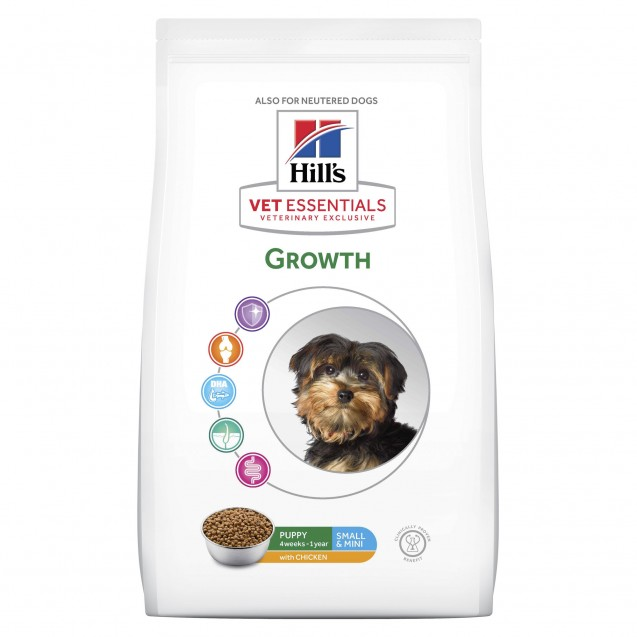 Hill's Vet Essentials Puppy Growth Mini 7 kg