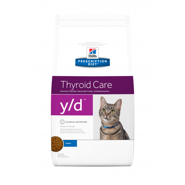 Hill's Prescription Diet Feline y/d 1,5 kg