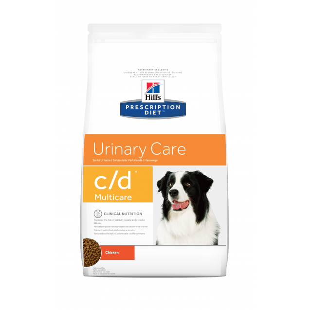 Hill's Prescription Diet Canine c/d Multicare 2 kg