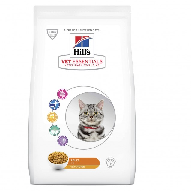 Hill's Vet Essentials Feline Adult 8 kg