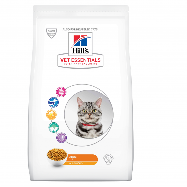 Hill's Vet Essentials Feline Adult 1,5 kg