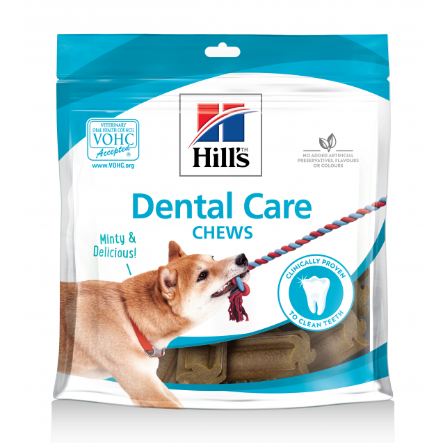 Hill's Dental Care Dog Treats 6x170 g