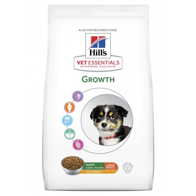 Hill's Vet Essentials Puppy Growth Large Breed 12 kg