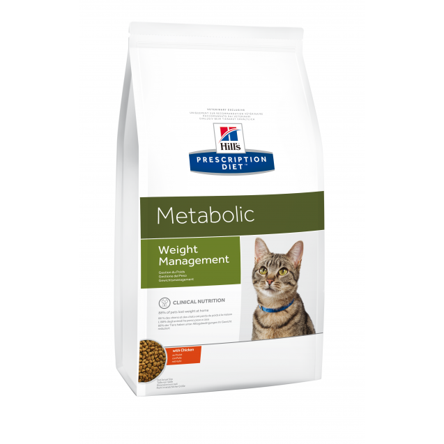 Hill's Prescription Diet Feline Metabolic 1,5 kg