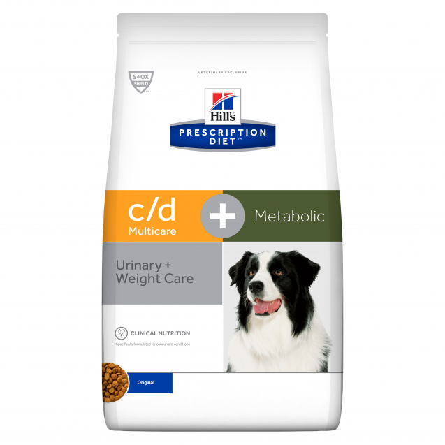 Hill's Prescription Diet Canine c/d Multicare + Metabolic 12 kg