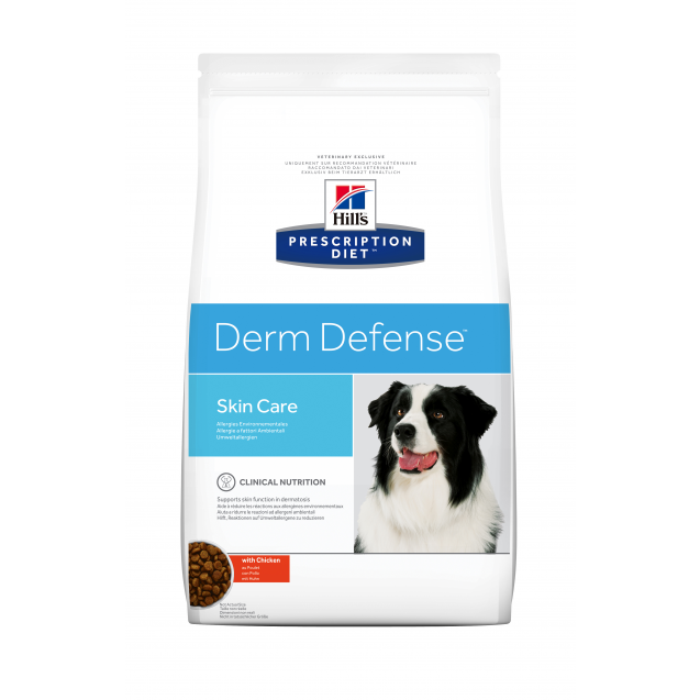 Hill's Prescription Diet Canine Derm Defense 2 kg