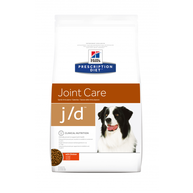 Hill's Prescription Diet Canine j/d 2 kg